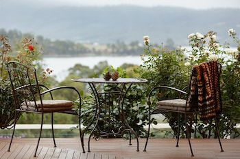 Ambience on Huon Bed and Breakfast - Balcony  - #0