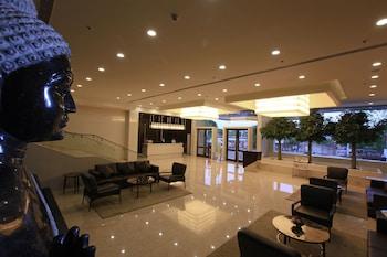 Goutham Grand Hotel - Lobby Sitting Area  - #0