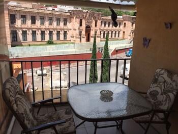 Hostel El Hogar de Carmelita - Balcony  - #0