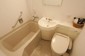 Green Rich Hotel Tosu Ekimae - Bathroom  - #0