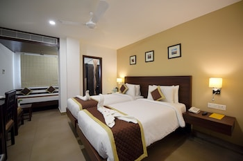 Hotel Gandharva By Peppermint - Guestroom View  - #0