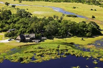 Selinda Camp - Aerial View  - #0