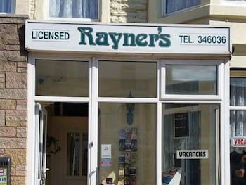 Rayners Hotel - Hotel Entrance  - #0