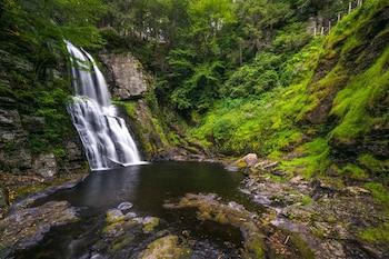 Falls at Saw Creek