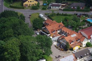 Hotel & Restaurant Kuhfelder Hof - Aerial View  - #0