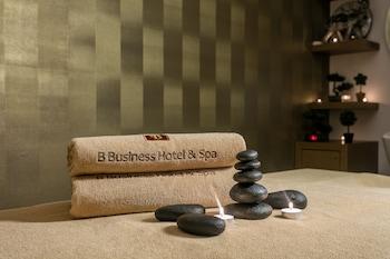 B 商務飯店和 Spa