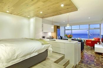 Afribode Acc Paula's Sea Facing Studio - Guestroom  - #0