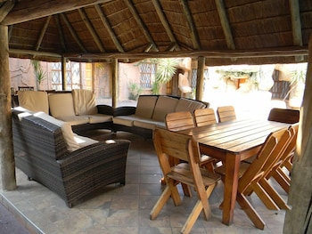 African Cave Lodge - Terrace/Patio  - #0