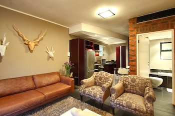 Afribode Rockwell Apartments - Living Area  - #0