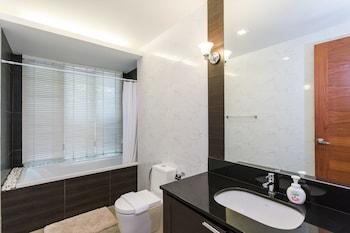 The Ville Pool Villa Jomtien - Bathroom  - #0