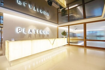 Serviced Apartments Melbourne - Platinum - Interior Entrance  - #0