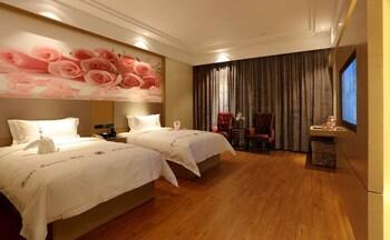 Pengke Ingenious Hotel North Railway - Guestroom  - #0