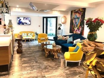 tarifs reservation hotels Apparthotel La Girafe
