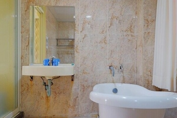 Ruixiong Hotspring Villa - Bathroom  - #0