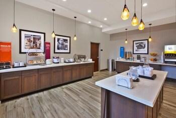 Hampton Inn by Hilton Detroit Dearborn - Breakfast Area  - #0