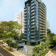 新加坡奧克伍德開放式公寓飯店