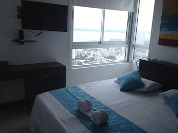 卡塔赫納海灘公寓飯店棕櫚耶裡普提克飯店