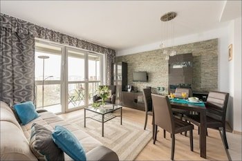 Varsóvia: CityBreak no P&O Apartments Okęcie desde 122,59€