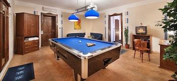 Brioni Suites - Living Room  - #0