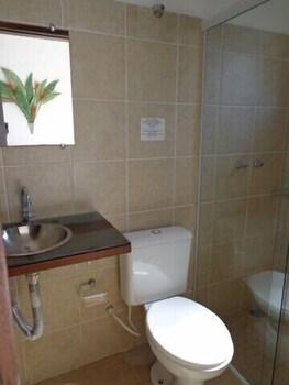 Pousada Rosa Café - Bathroom  - #0