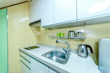 Lighthome Pension - In-Room Kitchen  - #0