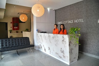 Swiss Cottage Hotel - Reception  - #0
