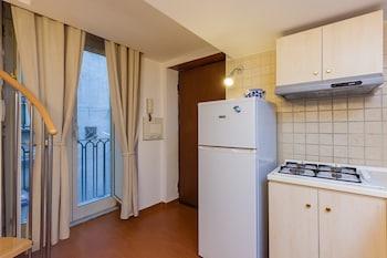 Apartment Quartieri Spagnoli III - BH 38 - In-Room Kitchenette  - #0