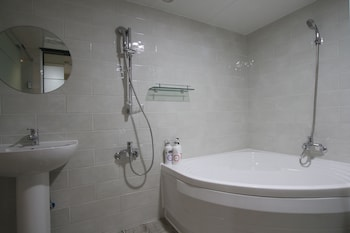 MIX Motel Jeonju - Bathroom  - #0