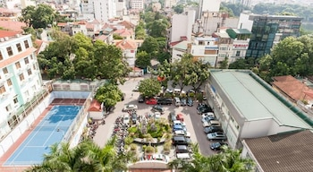 Vietnam Trade Union in Hanoi - View from Hotel  - #0