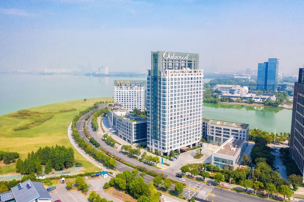 Oakwood Hotel & Residence Suzhou
