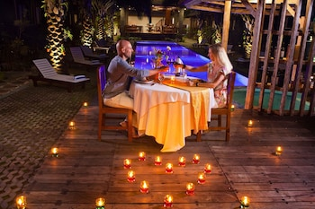 Coconut Boutique Resort - Outdoor Dining  - #0