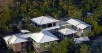 Monty Hotel - Aerial View  - #0