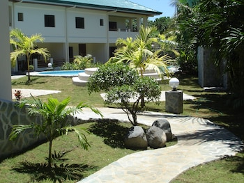 Alona Swiss Resort - Interior Entrance  - #0