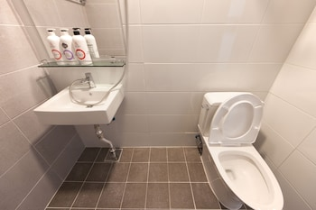 K-Grand Hotel & Guest House Seoul - Bathroom  - #0