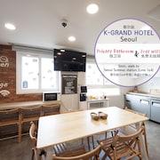 首爾 K 大飯店旅館