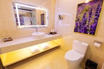 Lavande Hotel Shanghai Hongqiao NECC - Bathroom  - #0