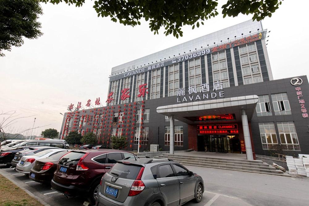 Lavande Hotel Shanghai Hongqiao NECC