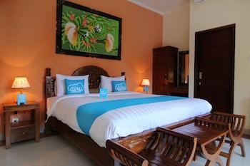 艾裡峇裡島努沙藍夢蘑菇海灣飯店