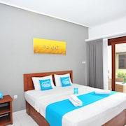 艾里峇里島庫塔水仙花粉比杜里巷 6 號飯店