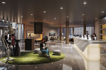 Comfort Hotel Bergen Airport - Lobby  - #0