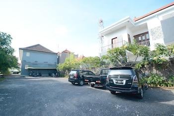 Airy Eco Denpasar Timur Trengguli Satu 22 Bali - Parking  - #0
