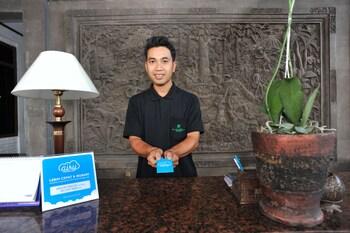 Airy Ubud Hanoman Padang Tegal Bali - Reception  - #0
