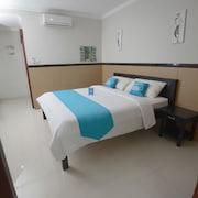 艾里生態峇里島庫塔瓦納海洋巷一段 4 號日式飯店