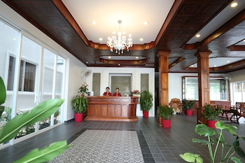 Holy Angkor Hotel - Interior Entrance  - #0
