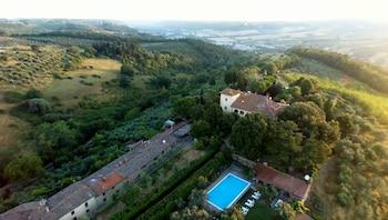 Villa Fillinelle - Aerial View  - #0
