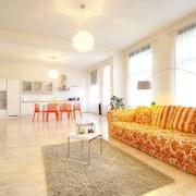 普斯特羅索瓦中央公寓飯店