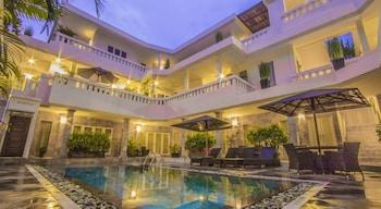 茉莉花海灘公寓飯店