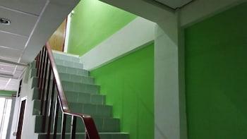 Oskar's Guesthouse - Staircase  - #0