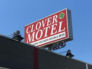 Clover Motel in Lynwood, California