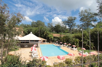 Hotel Jerubiaçaba - Outdoor Pool  - #0